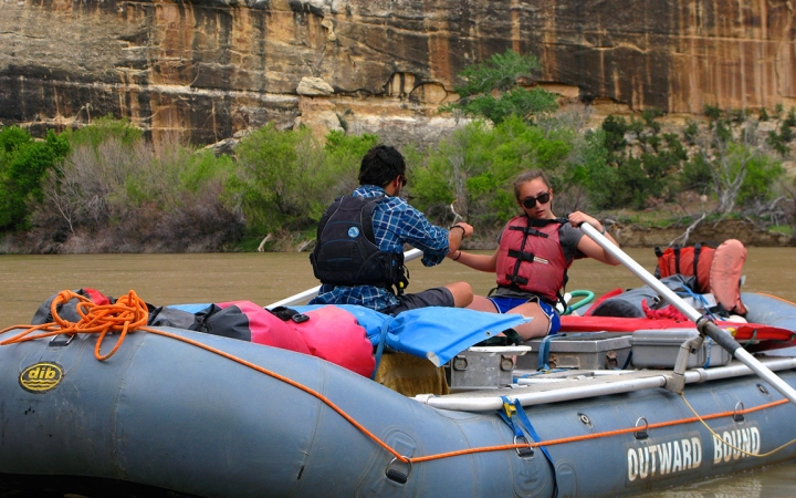 wilderness rafting tours in colorado