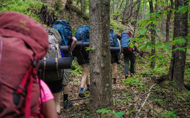 wilderness program for at risk youth in north carolina
