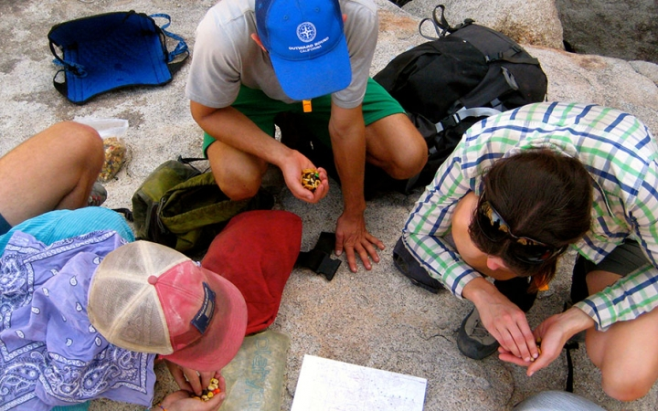 backpacking navigation for teens
