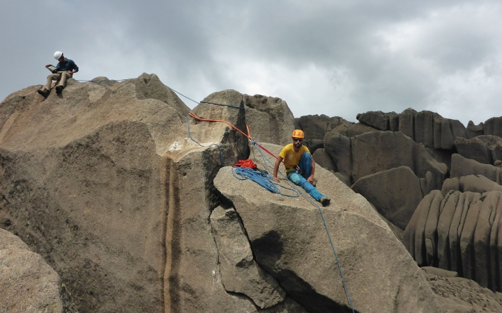 learn how to rock climb in brazil