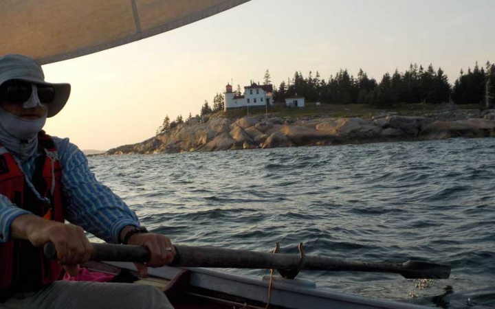 sailing trip for adults in maine