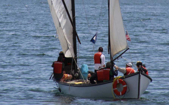 sailing lessons for adults in maine