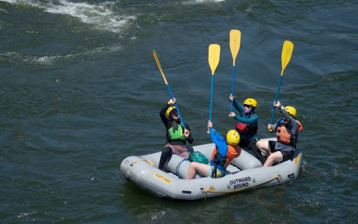 rafting trip for lgbtq teens