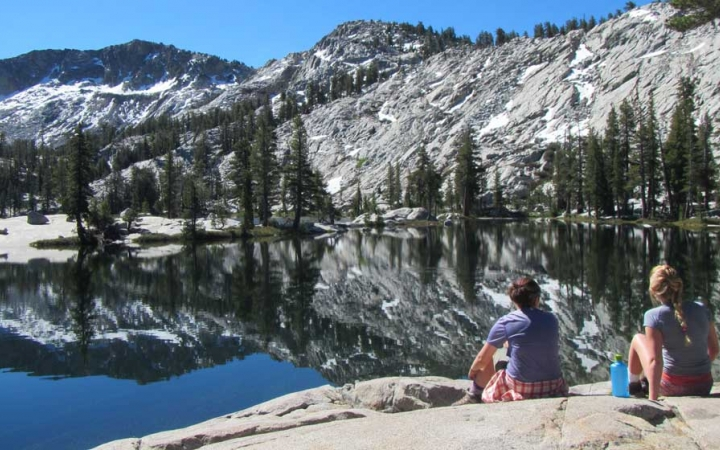 high sierra outdoor trip