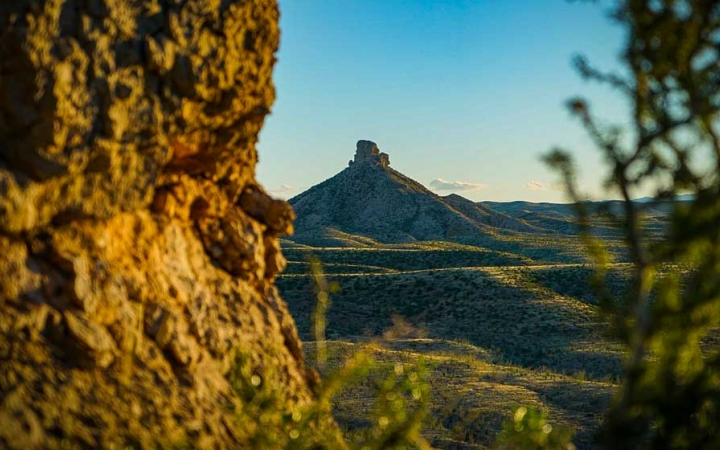 texas big bend backpacking for adults