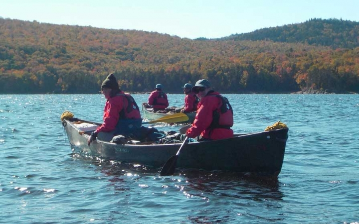 adults only outdoor adventure program