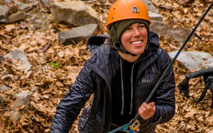 outdoor leadership program for adults