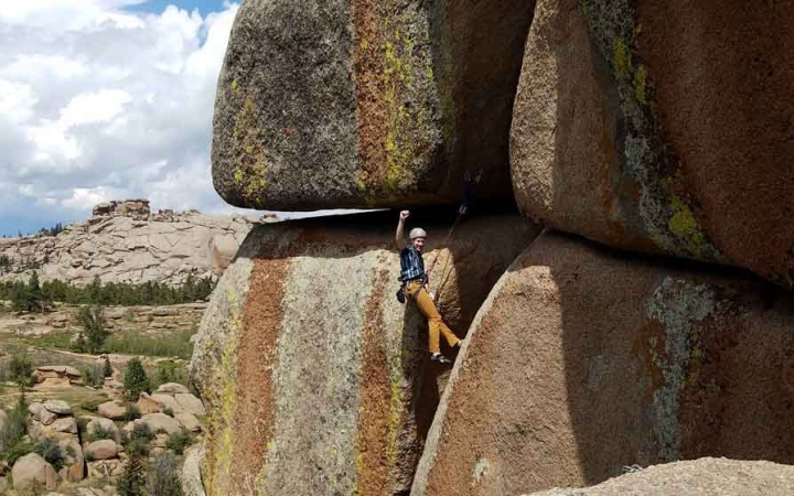 colorado rock climbing program for adults